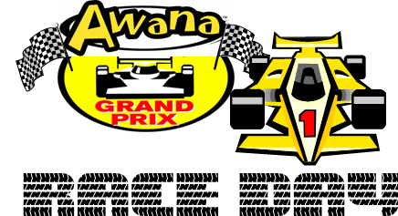 Awana grand prix clipart banner black and white stock Awana Grand Prix At Redeemer – Redeemer BC banner black and white stock