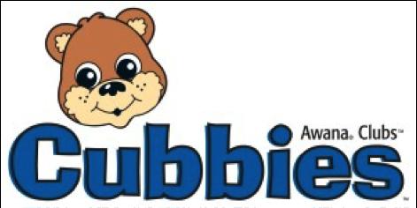 Preschoolers cubbies clubs. Awana tt clipart