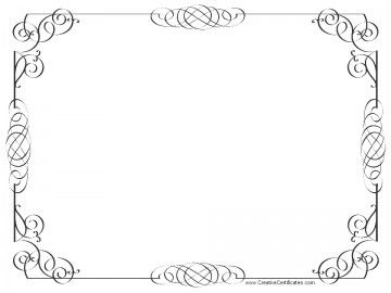Christian certificate borders black and white clipart free svg free download black and white certificate border | Borders | Certificate border ... svg free download