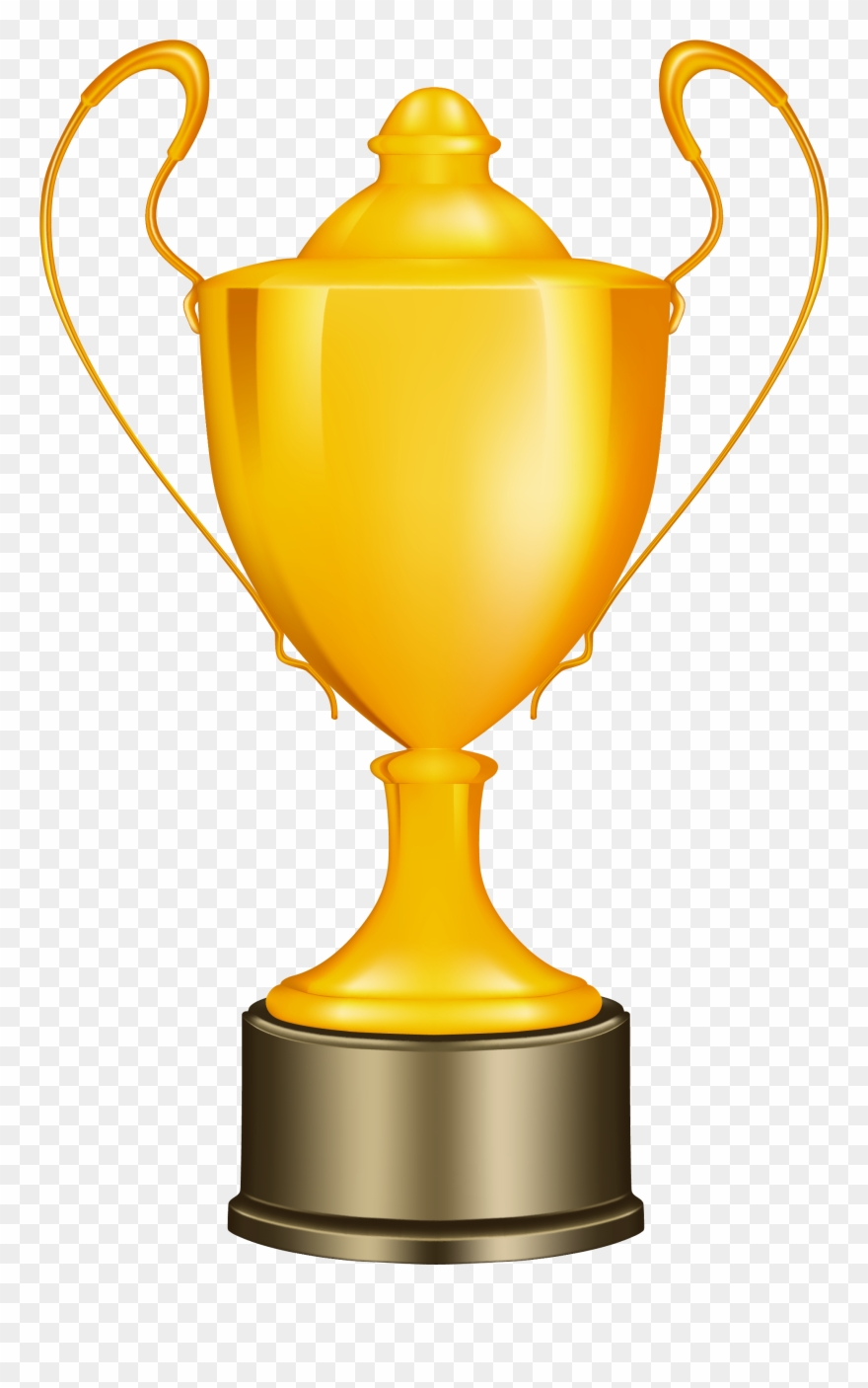 Trophy cup clipart svg library Transparent Gold Cup Trophy Clipart 7 Image - Trophy Clipart ... svg library