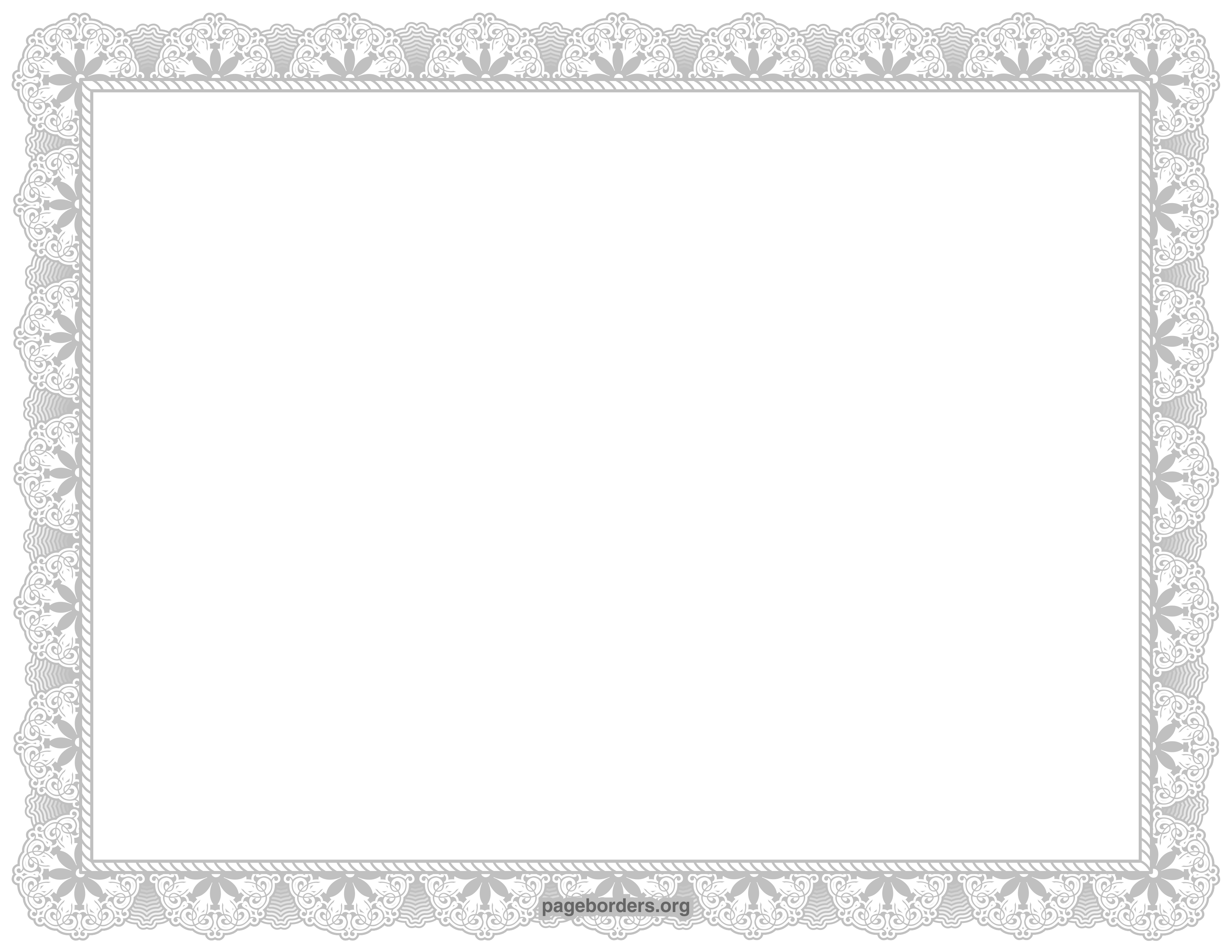 Clipart certificate borders svg free stock Free Certificate Borders, Download Free Clip Art, Free Clip Art on ... svg free stock