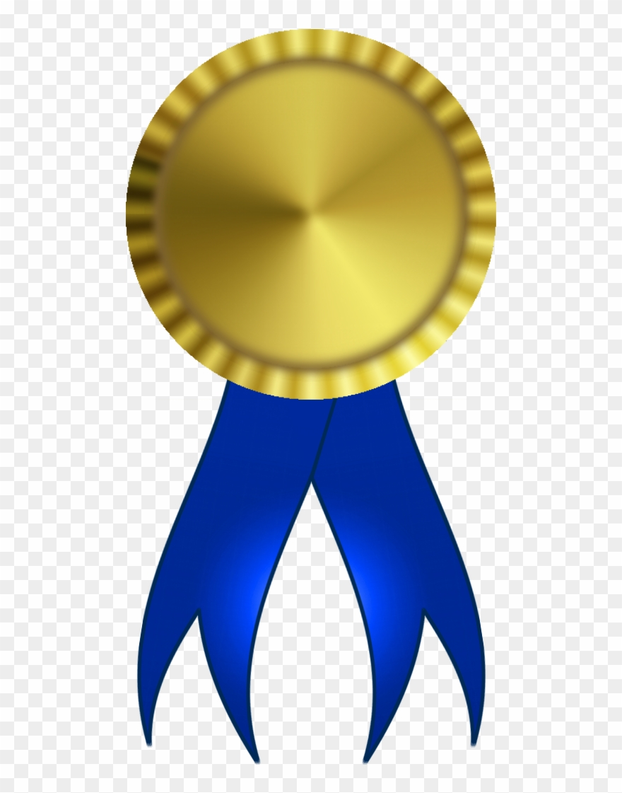 Prize ribbon clipart image black and white library Ribbon Clipart Recognition - Awards Ribbon - Png Download (#3299538 ... image black and white library