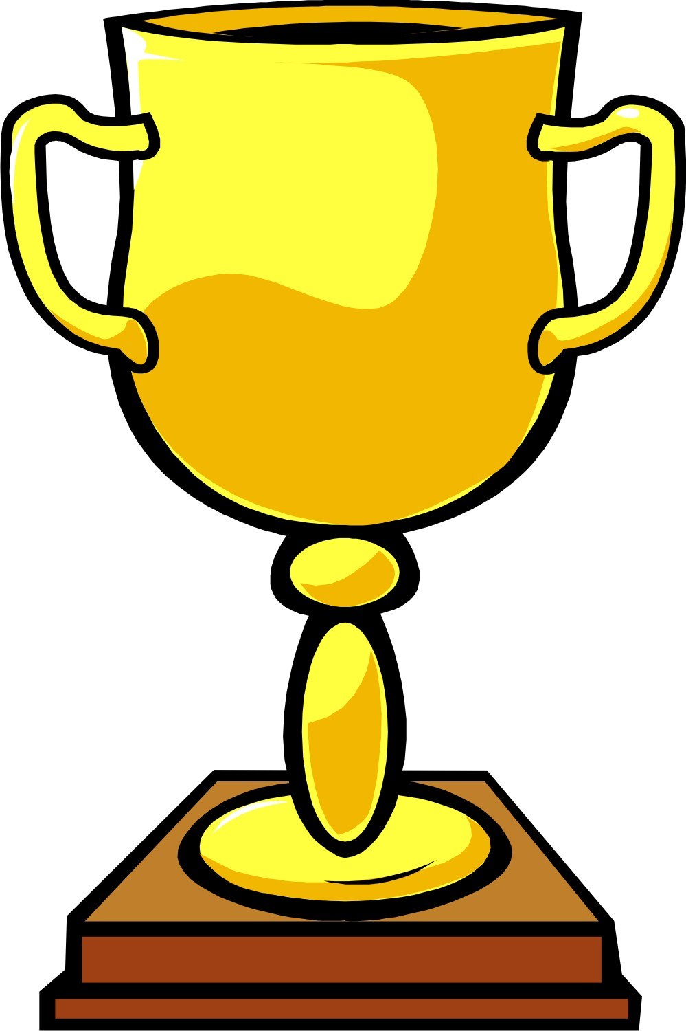 Award trophy clipart picture freeuse Free Free Trophy Clipart, Download Free Clip Art, Free Clip Art on ... picture freeuse