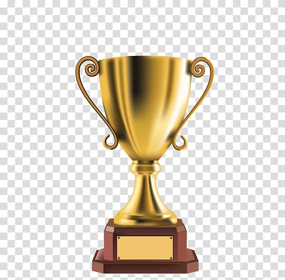 Award trophy clipart clip library stock Trophy Gold medal , award transparent background PNG clipart | HiClipart clip library stock