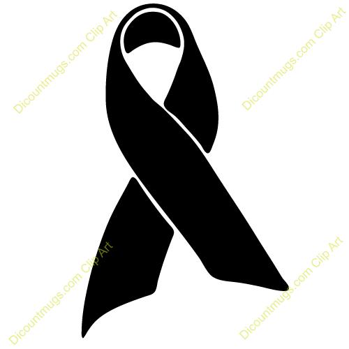 Awareness ribbon clip art vector transparent Cancer Awareness Ribbon Clipart - Clipart Kid vector transparent
