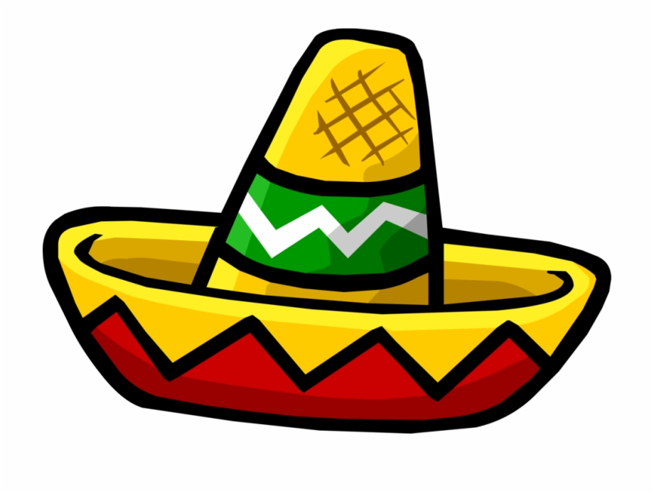 Sombrero clipart png graphic library Mexican Hat Pictures - Sombrero Clipart, Transparent Png Download ... graphic library