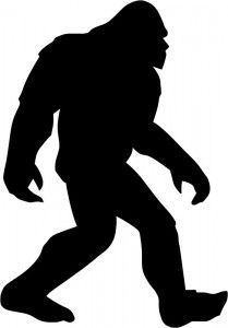 Awsome bigfoot clipart png freeuse Collection of Bigfoot clipart | Free download best Bigfoot clipart ... png freeuse