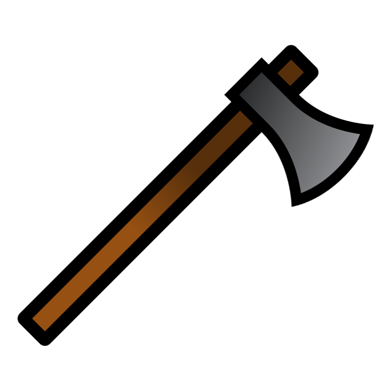 Ax and wood clipart clipart royalty free download Wood Axe | Surviv.io Wiki | FANDOM powered by Wikia clipart royalty free download