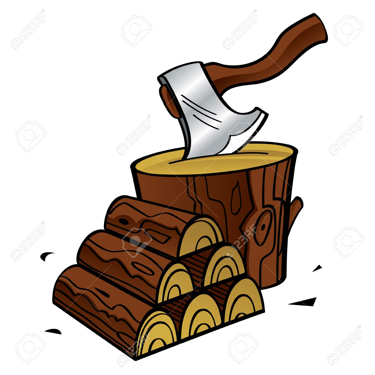 Ax and wood clipart picture library library Ax clipart chop wood - 147 transparent clip arts, images and ... picture library library