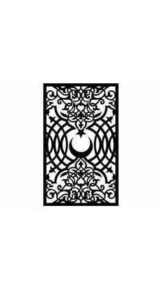 Ay y--ld--z clipart clip art library download Planos De Corte Y Manual espíritu Free Vector - File CNC clip art library download