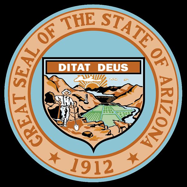 Az find logo clipart image download Great Seal of Arizona | Arizona Secretary of State image download