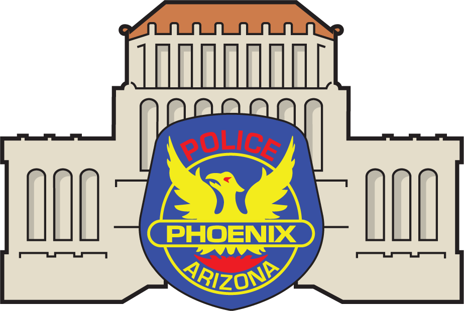 Az find logo clipart jpg library library Over 130 years of Arizona history | Phoenix Police Museum jpg library library