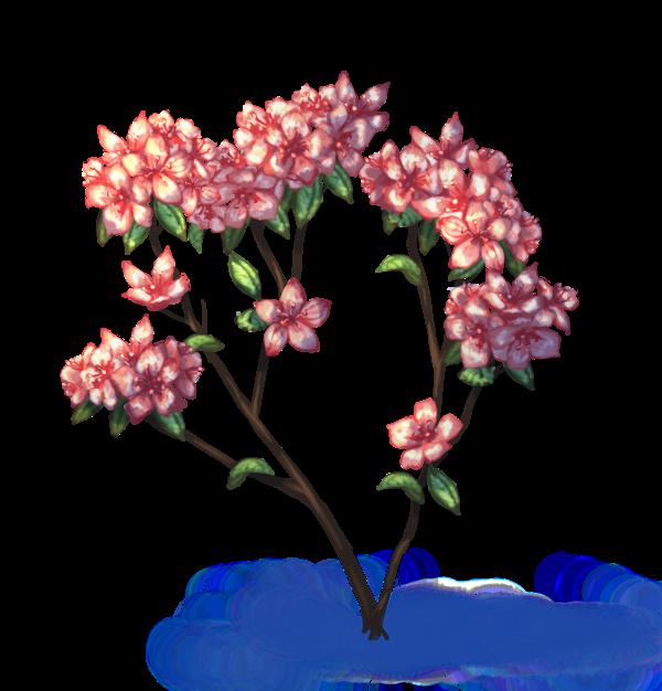 Azalea flower clipart jpg transparent stock Using the Transform Masks | Krita jpg transparent stock