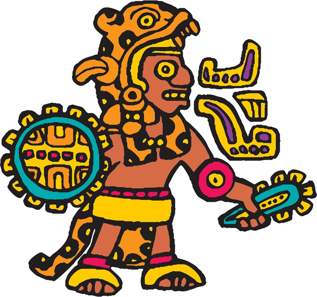 Aztec clipart number 1 clip library stock Aztec clipart number 1 - ClipartFest clip library stock