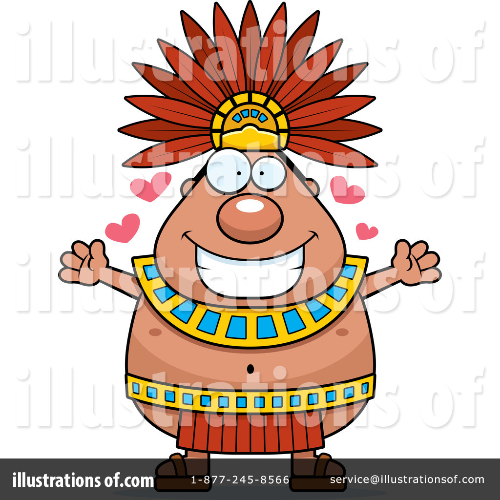 Aztec clipart number 1 clip art black and white library Aztec clip art - ClipartFest clip art black and white library