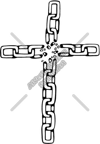 Aztec clipart tools library Broken Chain Cross Clipart and Vectorart: Tools - Chains Vectorart ... library