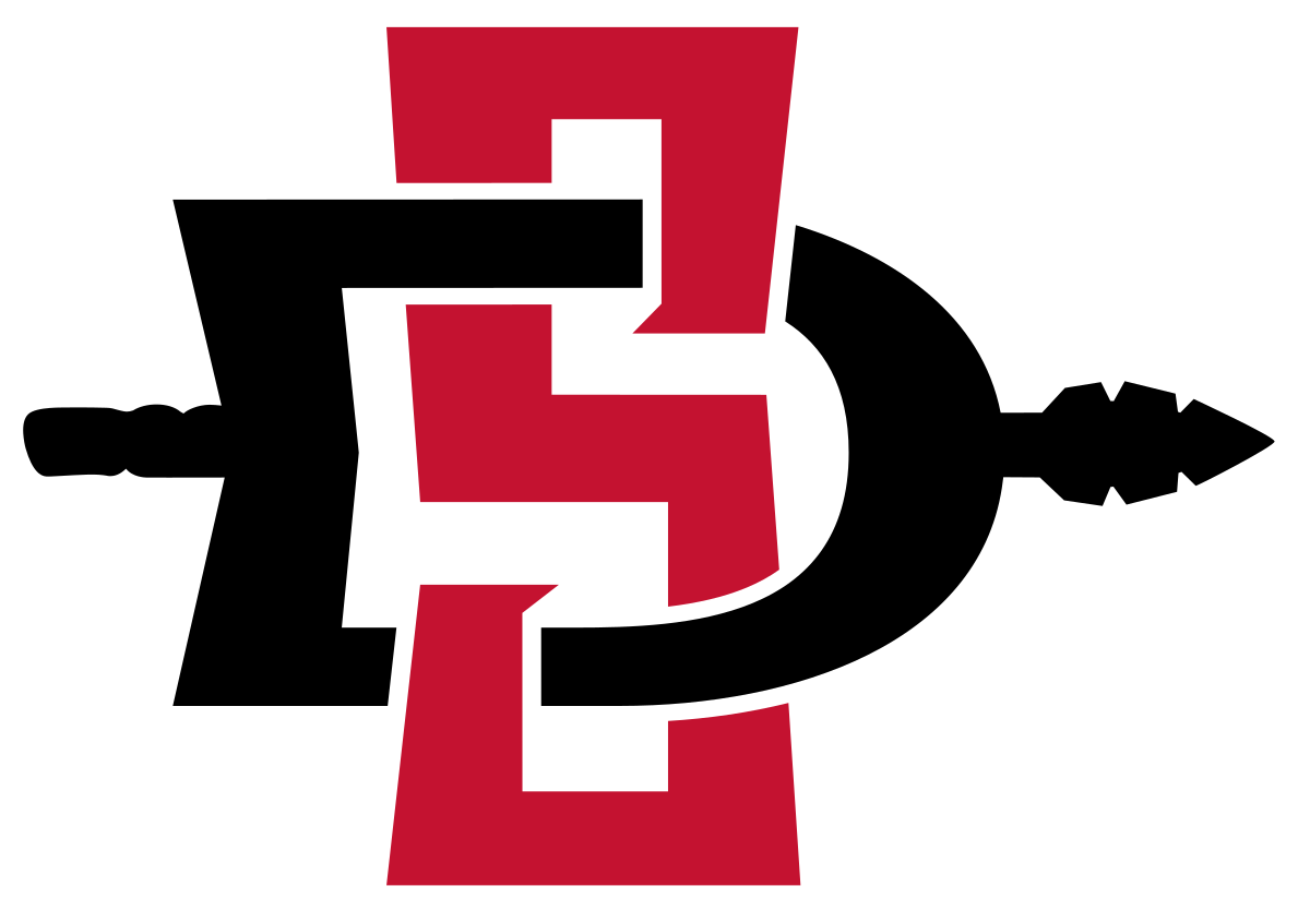Football sack clipart picture transparent 2018 San Diego State Aztecs football team - Wikipedia picture transparent