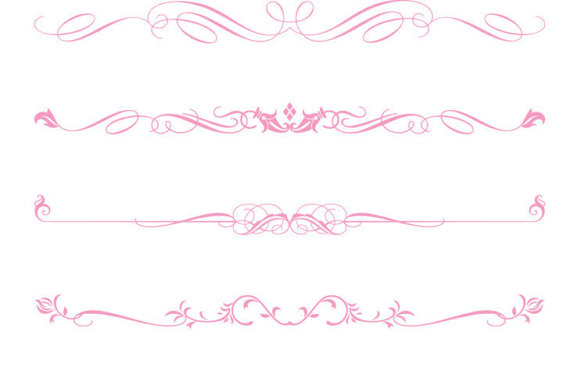 Aztec page divider clipart banner free stock Collection of 14 free Pink clipart divider aztec clipart vintage ... banner free stock