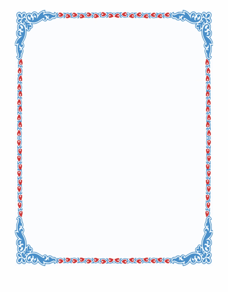 Aztec page divider clipart png library Page Borders Png - Page Border Png Color Free PNG Images & Clipart ... png library