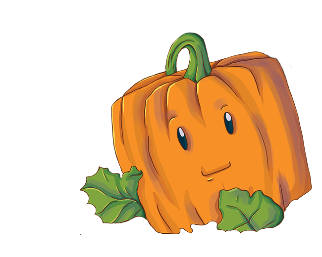 Pumpkin shape clipart image library 28+ Collection of Spookley The Square Pumpkin Clipart | High quality ... library