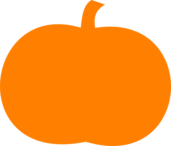Pumpkin with monogram clipart banner library Pumpkin Silhouette Png at GetDrawings.com | Free for personal use ... banner library