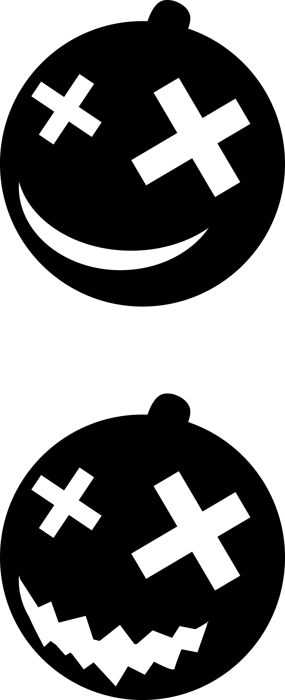Halloween silhouette clipart pumpkin banner library Pumpkin Silhouette Png at GetDrawings.com | Free for personal use ... banner library