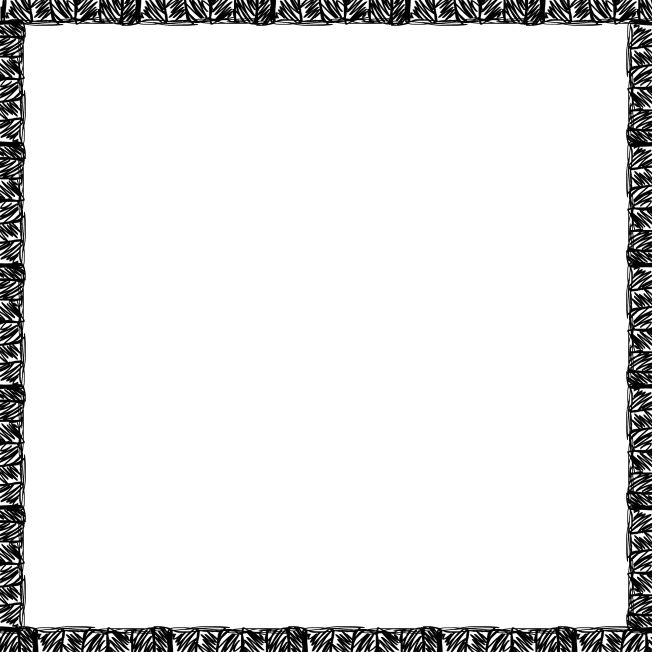 Aztec square border clipart black and white jpg transparent stock Cooking Borders | Free download best Cooking Borders on ClipArtMag.com jpg transparent stock