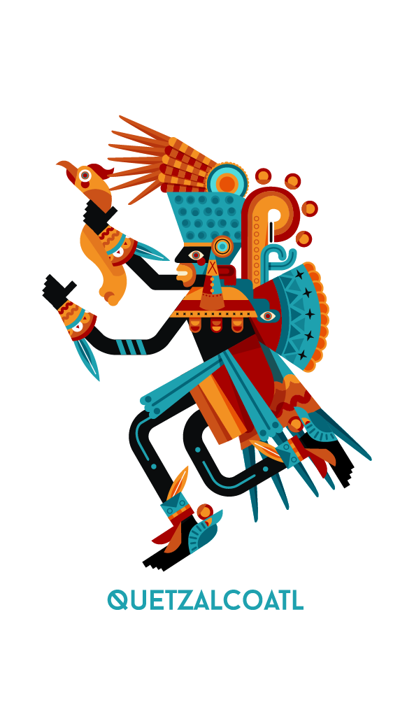 Aztec turkey clipart banner freeuse Projeto pessoal que aborda o tema