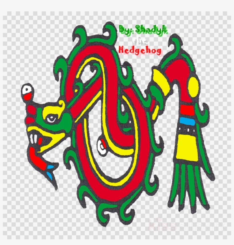 Aztecas clipart image free Azteca Quetzalcoatl Glifo Clipart Aztec Empire Quetzalcoatl - Azteca ... image free
