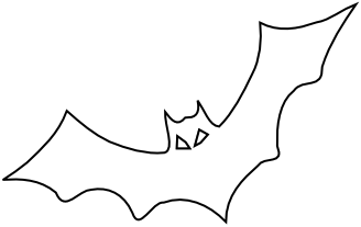 B is bat clipart graphic transparent download Download Free png bat flying outline /animals/B/bat/bat clip art ... graphic transparent download