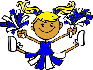 B ue and white cheerleader animated clipart svg free Free Blue Cheerleader Cliparts, Download Free Clip Art, Free Clip ... svg free