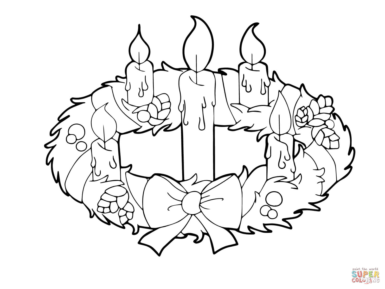 B w clipart advent wreath clipart transparent library Free Advent Wreath Cliparts, Download Free Clip Art, Free Clip Art ... clipart transparent library