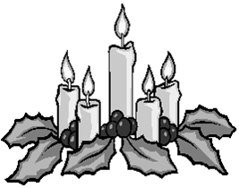 B w clipart advent wreath image free stock Free Advent Wreath Cliparts, Download Free Clip Art, Free Clip Art ... image free stock