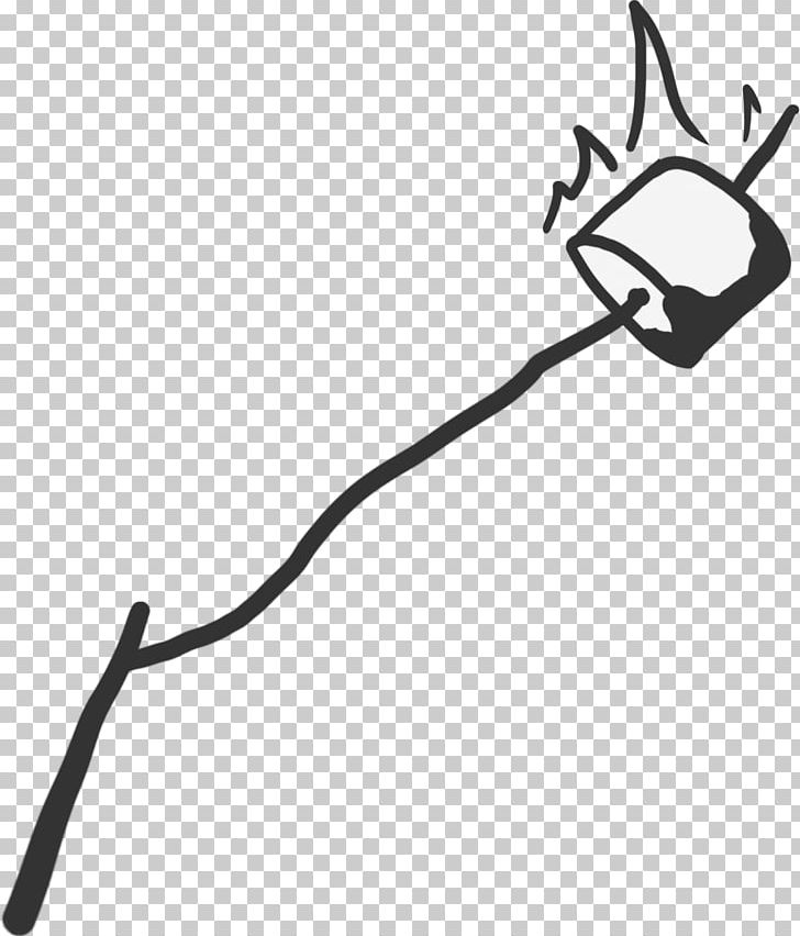 B w clipart marshmellow png free library Toast S\'more Marshmallow Roasting PNG, Clipart, Black, Black And ... png free library