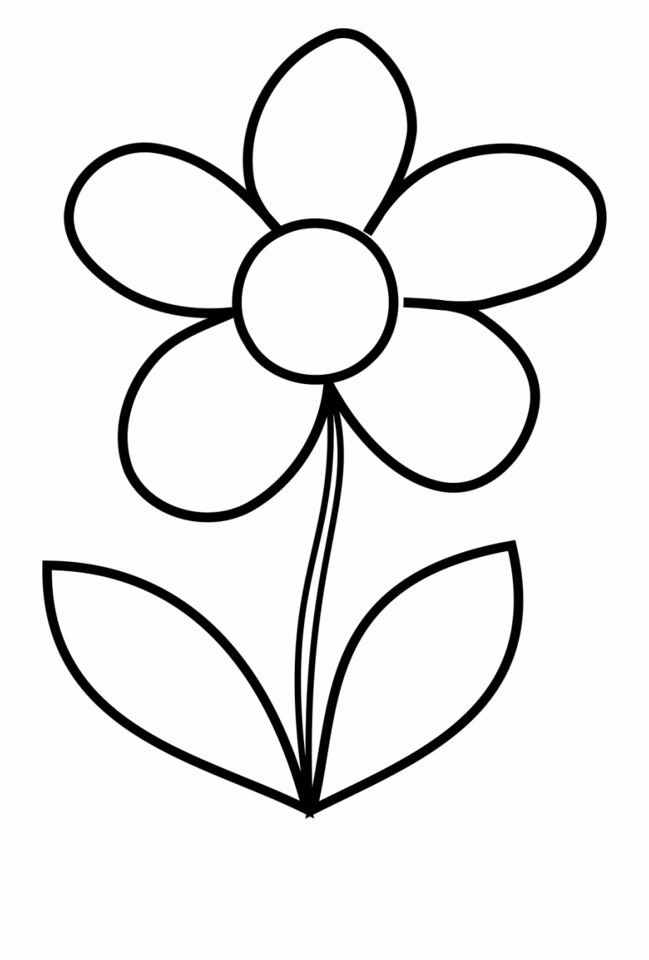 B w crayon clipart red graphic black and white library Black And White Crayon Monochrome Free Picture - Flower Clip Art Bw ... graphic black and white library