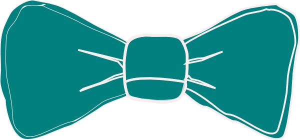 B & wbow tie clipart jpg freeuse Green Bow Tie Clip Art at Clker.com - vector clip art online ... jpg freeuse