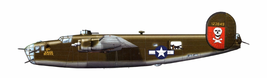 B-24 clipart freeuse library Consolidated B-24 Liberator - B 24 Eager Beaver Free PNG Images ... freeuse library