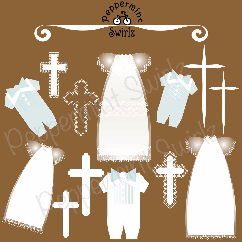 Ba tism clipart svg black and white download Batism girl dress clipart - Clip Art Library svg black and white download