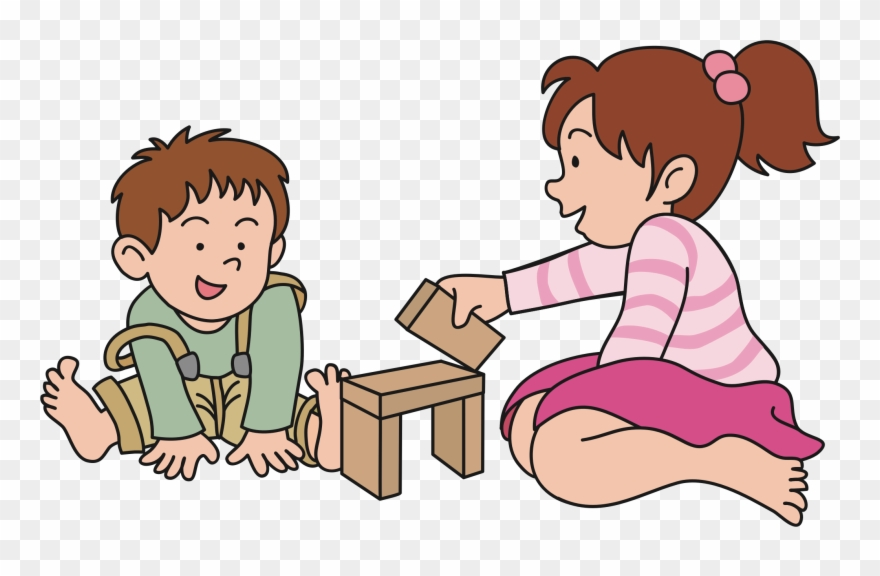 Clipart pla svg free stock Baby Playing Clipart Children Playing Png - Play Clipart Png ... svg free stock
