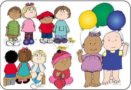 Babies & toddlerd clipart clip library Karen\'s Kids Toddlers & Babies clip art - Downloadable Immediately ... clip library