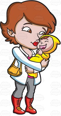Babies with kisses clipart jpg royalty free library Kiss Baby Clipart jpg royalty free library