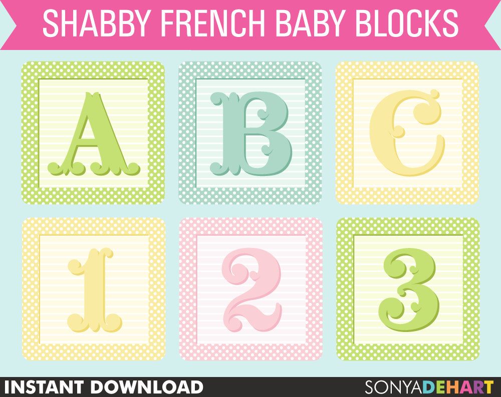 Baby Blocks Clipart Baby Block Clip Art Baby Block Alphabet image black and white stock