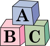 Baby Abc Blocks Clipart - Clipart Kid png library stock