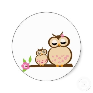 Owl Mom Clipart - Clipart Kid free library