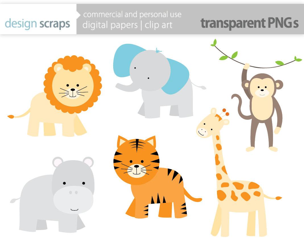 Jungle safari animals clipart clip art royalty free download Free Baby Safari Cliparts, Download Free Clip Art, Free Clip Art on ... clip art royalty free download