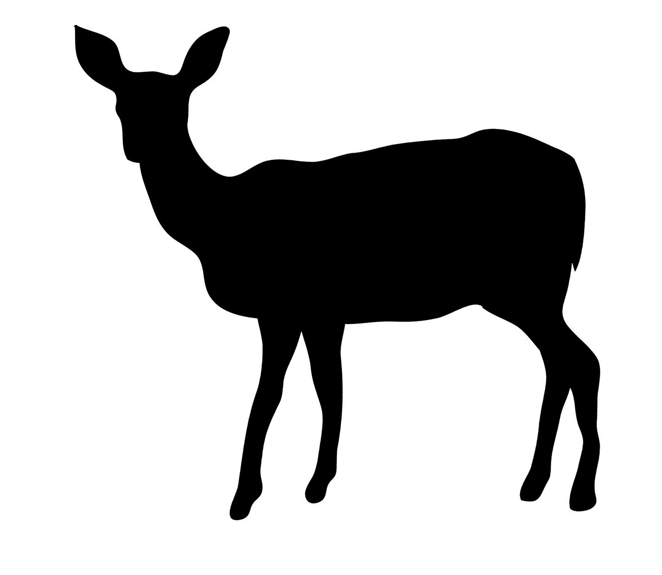 Baby animal silhouette clipart clipart free Animal Silhouette, Silhouette Clip Art - Cliparts.co | Animal ... clipart free
