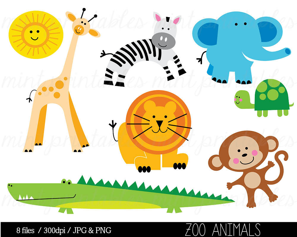 Baby animals clipart filetype png svg transparent download Animal clipart, Baby animal | Clipart Panda - Free Clipart Images svg transparent download