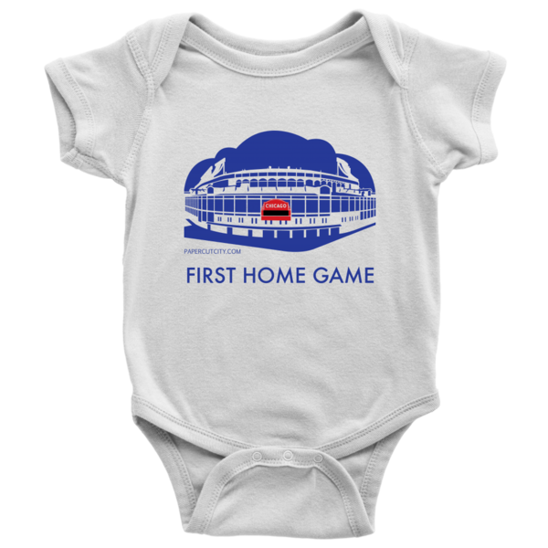 Baby baseball onesie clipart graphic transparent St. Lous Baseball Onesie – papercutcity graphic transparent