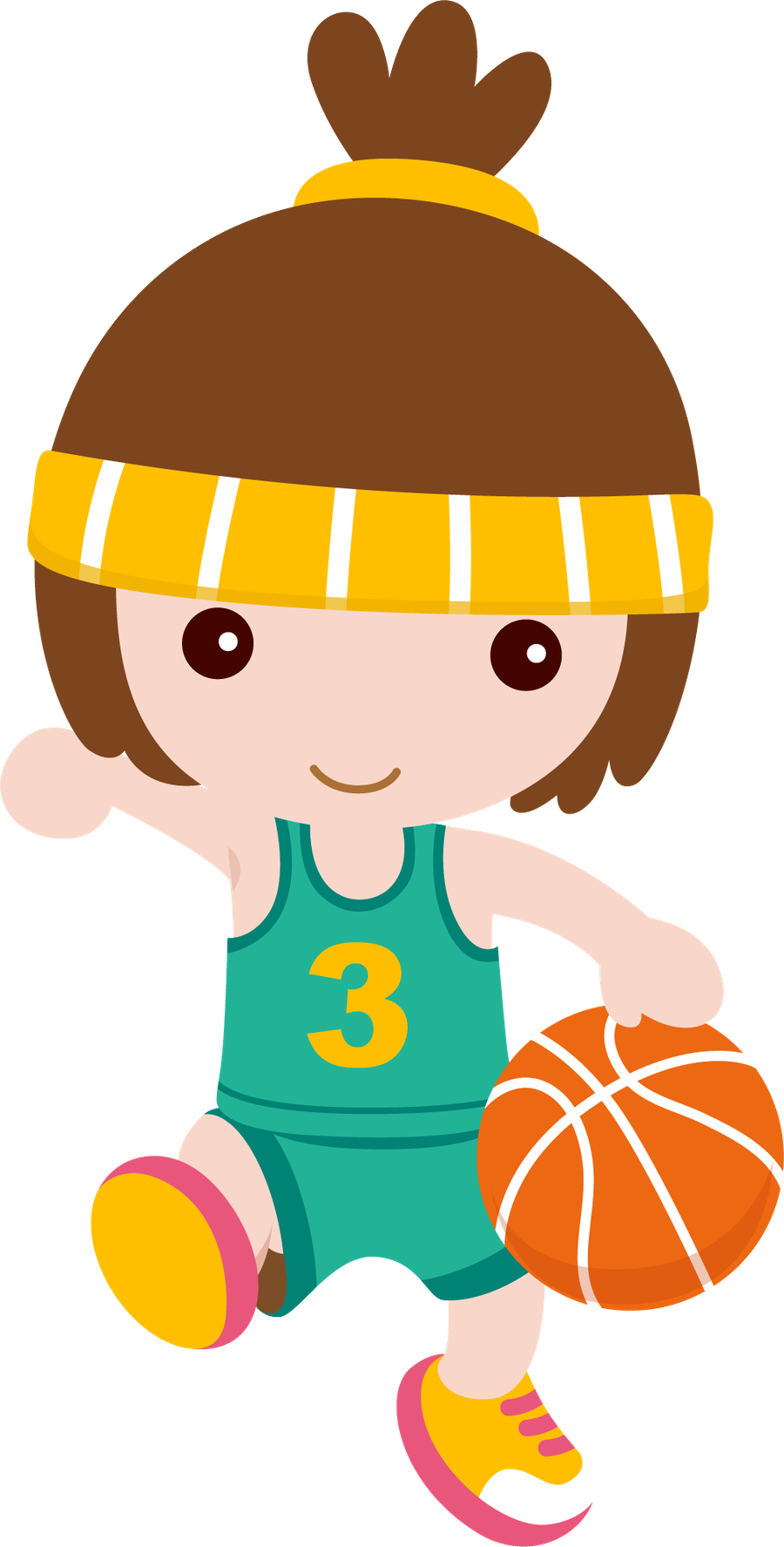 Basketball with a mexican theme clipart clip freeuse Basquete - Minus | alreadyclipart - sports; | Pinterest clip freeuse