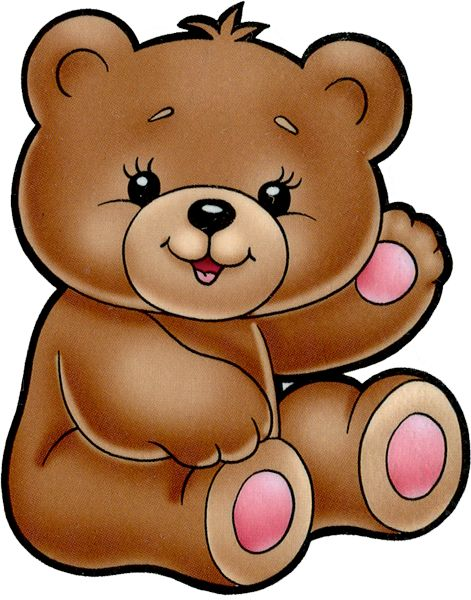 Baby bear clipart clip library download Free Teddy Bear Clip Art, Download Free Clip Art, Free Clip Art on ... clip library download